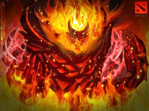 dota 2 nevermore arcana wallpaper dota2 shadow fiend by emorocklara on deviantart
