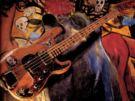 Swo Oakley 6 Original awesome fender jazz bass hd wallpaper photo picture