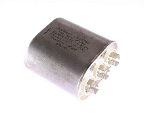 aerovox capacitor p64r3703d aerovox capacitor 1 5uf 370v application motor run 2020060183