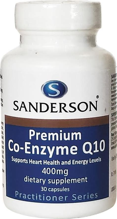 eye q supplement side effects sanderson premium co enzyme q10 400mg capsules 30 health