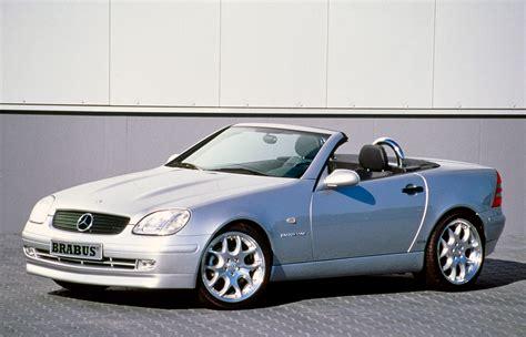 mercedes slk 2000 brabus mercedes slk klasse r170 1996 2000