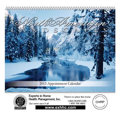 custom spiral landscapes calendars personalized in bulk