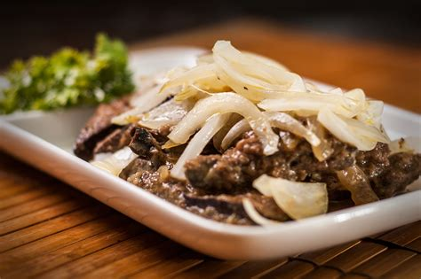 how to cook liver and onions 12 steps with pictures wikihow