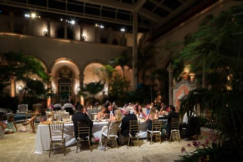 jon melissas wedding vizcaya museum  gardens