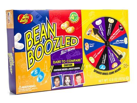 Bean Boozled Jelly Beans 4th Ed Beans Unik Aneka Rasa bean boozled jumbo spinner jelly belly coolstuff