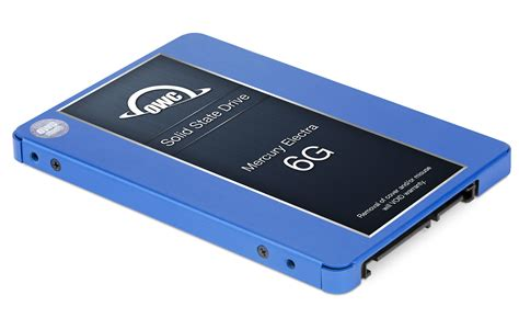 ssd capacitor owc launches new mercury electra ssd with 2tb capacity