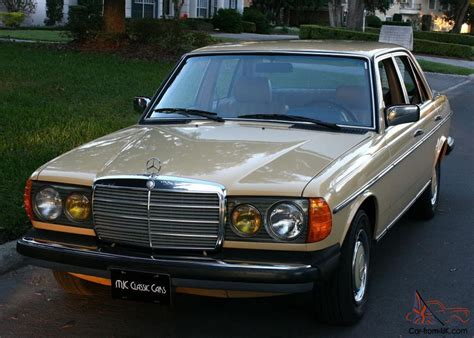 who is the owner of mercedes benzpany mercedes 200 series 240d two owner original