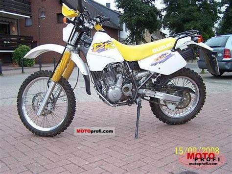 1997 Suzuki Dr350 Specs 1997 Suzuki Dr 350 Se Moto Zombdrive