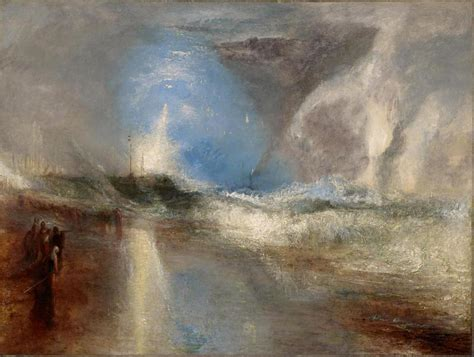 turner the sea turner and paintings of the sea at the national maritime museum londonist