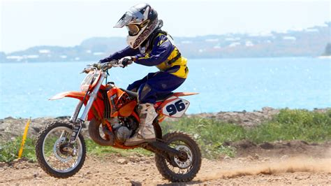 65cc motocross bikes young riders dominated the off road terrain on their 65cc