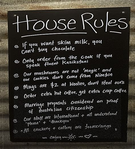 halfway house rules house rules book house plan 2017