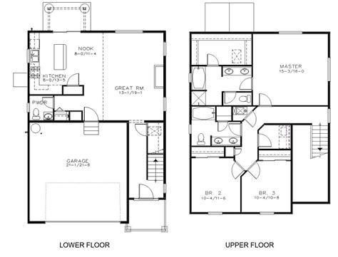 Apartment Plans With Garage by Garage Apartment Plans 3 Bedroom House Plans Home Plans