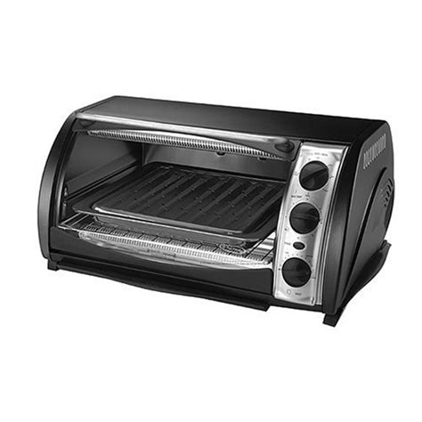 Black And Decker Countertop Oven by Toaster Oven Reviews January 2011