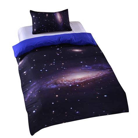 galaxy bed covers aliexpress com buy 2016 new galaxy bed set earth moon