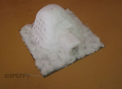 How To Make An Igloo Out Of Paper - gallery for gt how to make an igloo out of paper