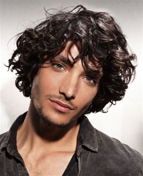 Cool Curly Hairstyles by Cool Curly Hairstyles For Mens Hairstyles 2018