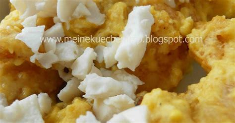 cara membuat telur asin rasa udang udang goreng telur asin