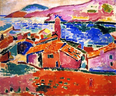 Matisse View Of Collioure Modern