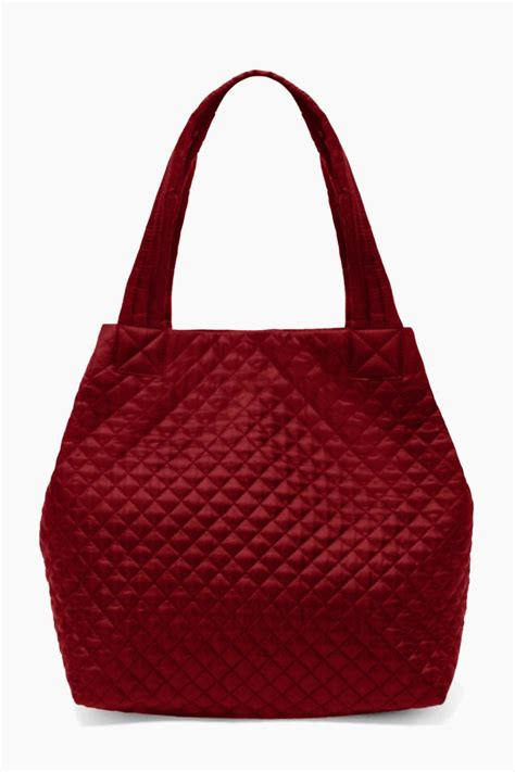 Quilt Tote by Archer Brighton Quilted Tote From California By