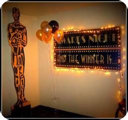 Oscar Favors by Everything Sweet Hooray For An Oscar Themed