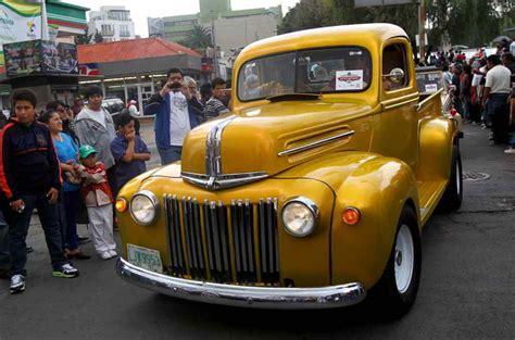 carros para venta ciudad de mexico con un desfile de 1 721 autos antiguos logran un r 233 cord