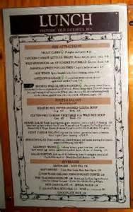 Old Faithful Inn Dining Room Menu old faithful inn restaurant yellowstone national park tripadvisor