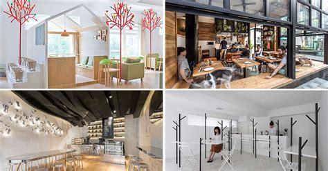 unique coffee shop designs  asia contemporist