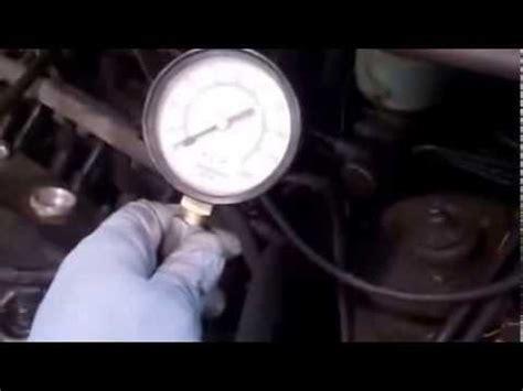 smoke testing  compression leak