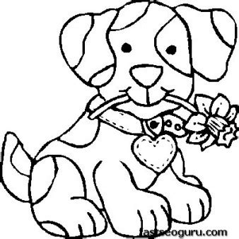 Print Out Dog Coloring Pages For Kids Printable Coloring Coloring Pages To Print Out