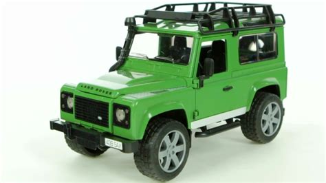 Bruder Toys 2591 Land Rover Defender Up land rover defender station wagon bruder 02590 ブルーダー