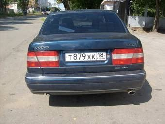 hayes auto repair manual 1995 volvo 960 interior lighting 1995 volvo 960 pictures 2 4l gasoline fr or rr manual for sale