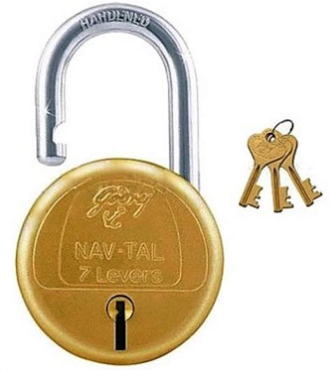 Keep Your Money Lock And Key Luellas Key Chain Purse by Godrej Navtal 7 Levers Hardened 3 Lock Buy Godrej