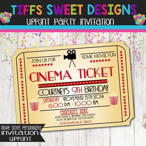 backyard movie night invitations the 25 best ideas about movie night invitations on