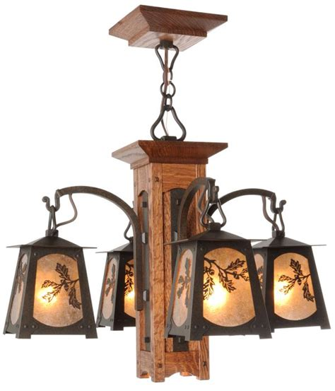 Craftsman Style Chandelier Lighting 808 Best Images About Arts Amp Crafts Lighting On Pinterest