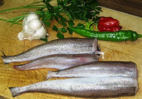 la casa e il giardino whiting fish of the poor merluzzo pesce dei poveri