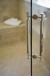 glass shower door handles 25 best ideas about shower door hardware on