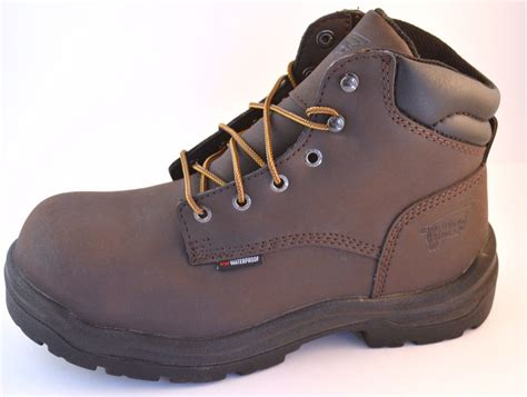 wing composite toe work boots wing 5619 waterproof insulated steel toe mens work