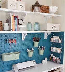Pegboard Craft Room 10 Ways To Use Pegboard In Your Craft Room Scrap Booking