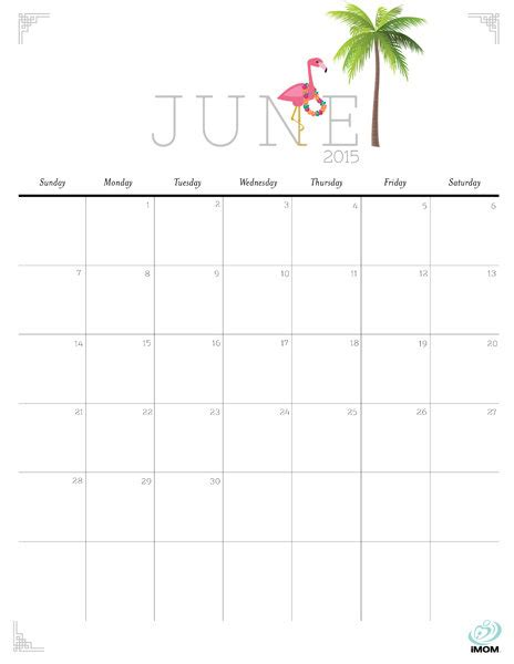 printable calendar 2015 fun cute and crafty 2015 printable calendar
