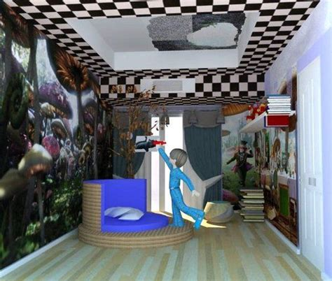 alice and wonderland bedroom 25 best alice in wonderland bedroom images on pinterest