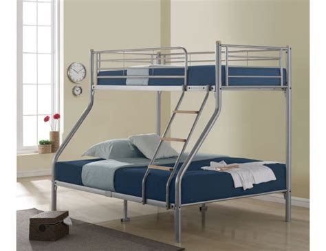 medford metal bunk bed single and bed sizes
