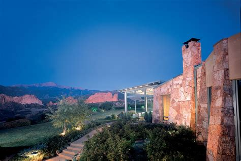 Garden Of The Gods Vacation Rentals Garden Of The Gods Club And Resort In Colorado Springs