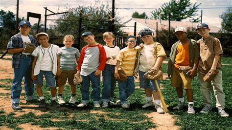 the sandlot you re killing us smalls the only the sandlot character rankings you ll