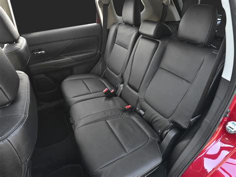 mitsubishi suv 2016 interior 2016 mitsubishi outlander price photos reviews features