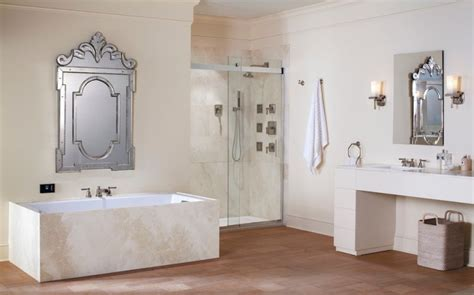 Shower Doors Cork Eco Friendly Cork Flooring For Bathroom Ideas Decohoms