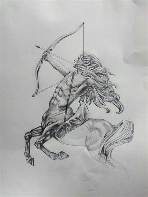 sagittarius archer tattoo designs best 25 sagittarius tattoos ideas on archer