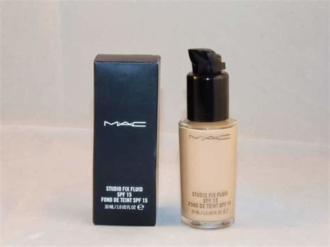 Mac Studio Fix Fluid Foundation uk fashion coco