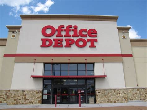 Office Depot Locations Ca Front Of The Store Office Depot Office Photo