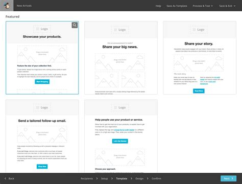 email layout template email templates