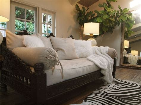 Day Bed Headboards by Indian Jhula Daybed Eclectic Daybeds Los Angeles
